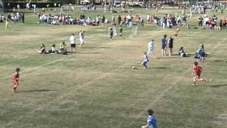 See the scoring highlights from the Stars Magic 99 Boys team at the Kick It 3v3 tournament in Orlando, FL in 2010. The team is...