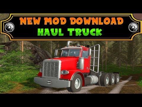 FDR Logging - Haul Truck v1.0