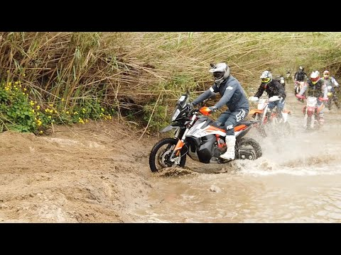 KTM 790 Adventure R - Rally tested
