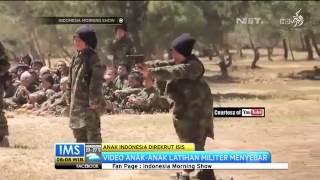 Video Menggunakan Senjata, Anak-anak Bocah Ini Latihan Militer ISIS MP3, 3GP, MP4, WEBM, AVI, FLV Mei 2019