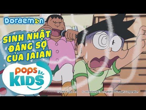 [S6] Doraemon Tập 262 - Doraemon Mà Sao Không Nuôi Vậy?, Sinh Nhật Đáng Sợ Của Jaian (Phần 1) - Thời lượng: 21:51.