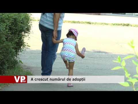 A crescut numărul de adopții!