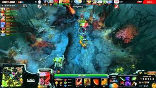 IG vs LGD.cn, game 1