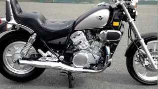8. 2005 Kawasaki Vulcan 750 #K5299
