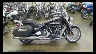 7. 2006 Yamaha Stratoliner 113 CI motor description
