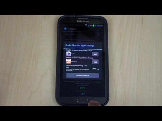 C Shaker BaayTa App Review