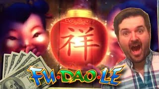 Fu Dao Le Brings Out The Babies! Slot Machine LIVE PLAY And BONUSES
