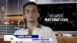 DESAFÍOS MATEMÁTICOS Nº11 COMENTA!