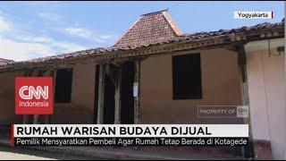 Video Tak Mampu Biayai Perawatan, Rumah Warisan Budaya Dijual MP3, 3GP, MP4, WEBM, AVI, FLV November 2018