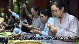 Đại lễ Phật Đản PL 2557 - DL 2013 Tại Viện Chuyên Tu