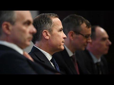Τράπεζα της Αγγλίας: Στο 3% ο πληθωρισμός