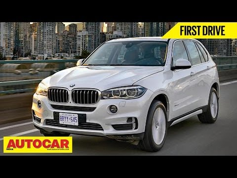 3rd Generation BMW X5 | First Drive | Autocar India