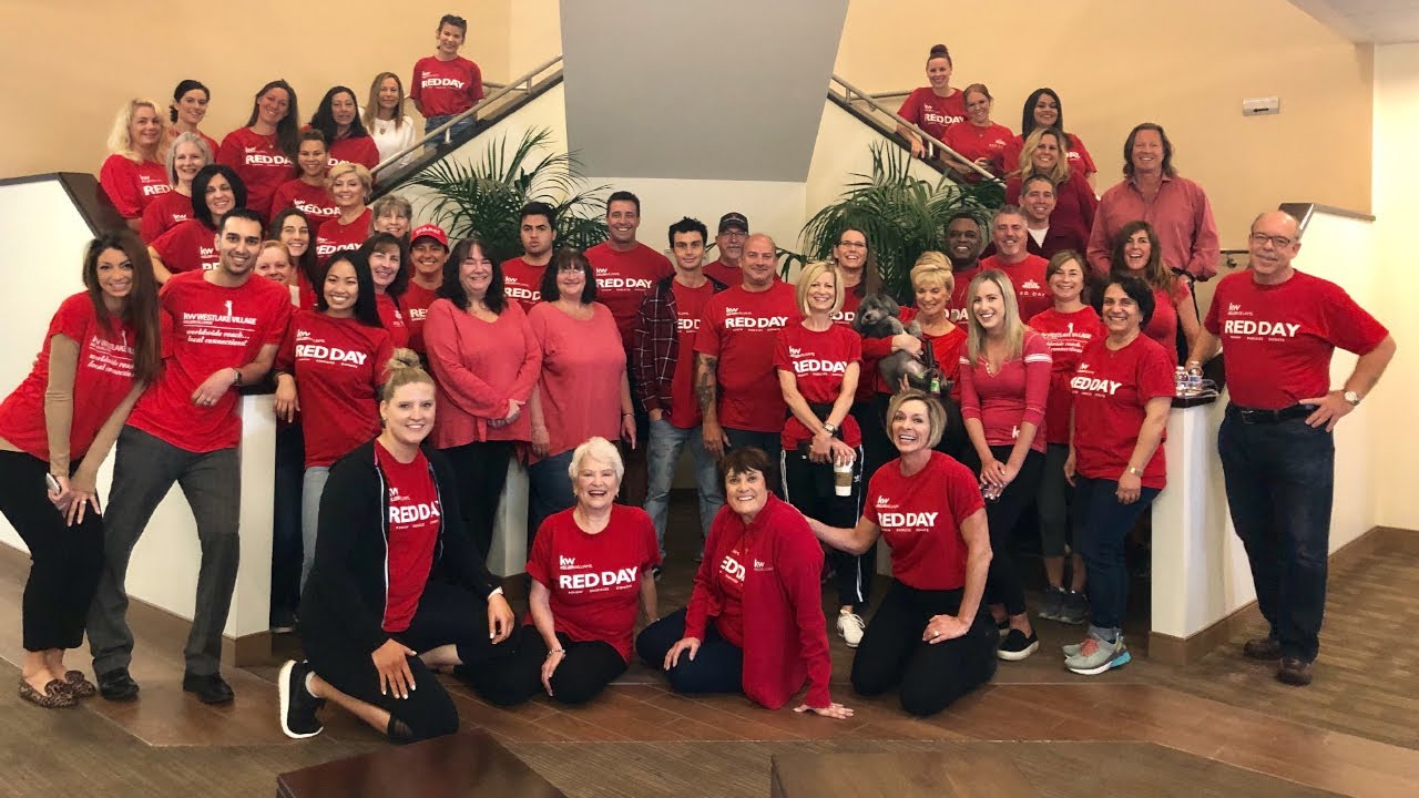 Thanks for Helping Make a Difference at Red Day!