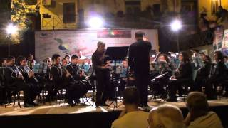 Falerna Italy  City pictures : J. Williams Viktor's tale - Sergio Bosi clarinet,