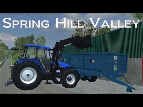 Farming Simulator 2013 - Spring Hill Valley - Ep 5
