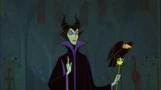 All Of Maleficent S Scenes From Sleeping Beauty