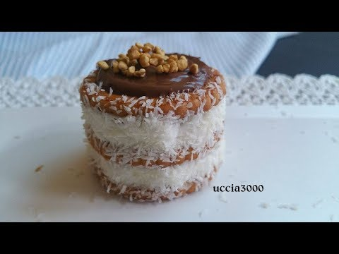 gelato biscotto senza gelatiera - ricetta
