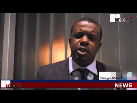 TÉLÉ 24 LIVE: SERGE WELO lance un message à JOSEPH KABILA