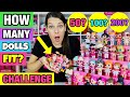 LOL SURPRISE POP UP STORE | HOW MANY LOL DOLLS FIT INSIDE? Store & Organize & Display LOL DOLLS!!