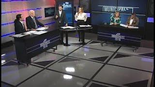 En la primera edición de Municipales CNN estuvieron los candidatos por la comuna de Ñuñoa Helia Molina, Andrés Zahri, Alejandro Zacur y Cristián Villarroel d...