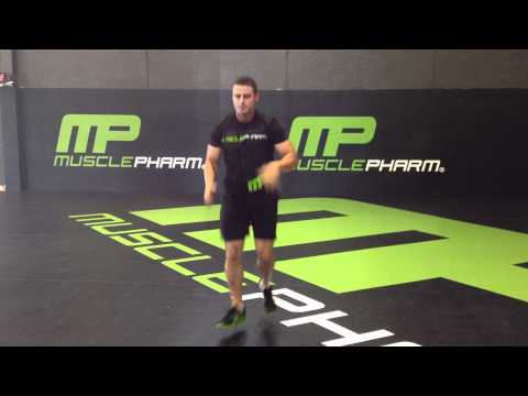 Alternating Plyo Lunges