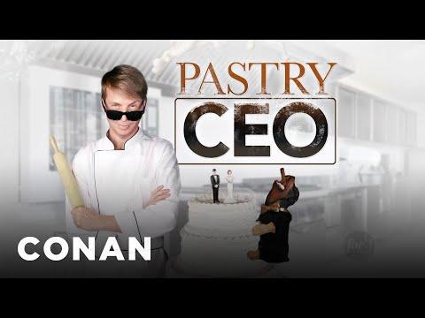 Jack McBrayer & Triumph's Failed TV Pilots  - CONAN on TBS