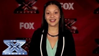 Yes, I Made It! Ja'Marie - THE X FACTOR USA 2013