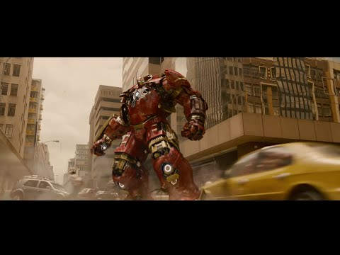 avengers: age of ultron - trailer ufficiale italiano