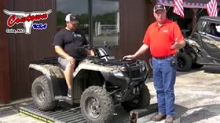 10. Honda vs Can Am ATV traction test