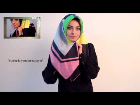 Modanisa'da Hızlı ve Pratik Eşarp Bağlama Teknikleri