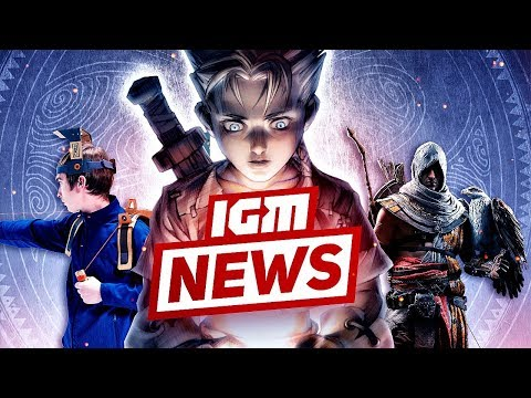 IGM News: Слив Assassin's Creed и возвращение Fable