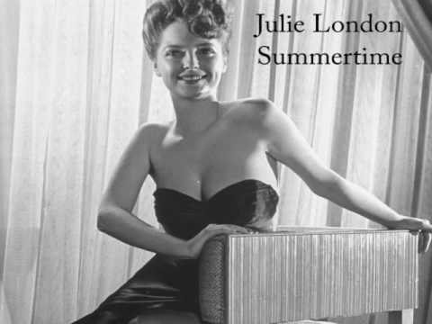 Tekst piosenki Julie London - Summertime po polsku