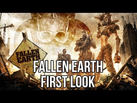 Fallen Earth (Free MMORPG): Watcha Playin'? Gameplay First Look