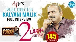 Lakshmi's NTR Music Director Kalyan Malik Full Interview    Frankly with TNR