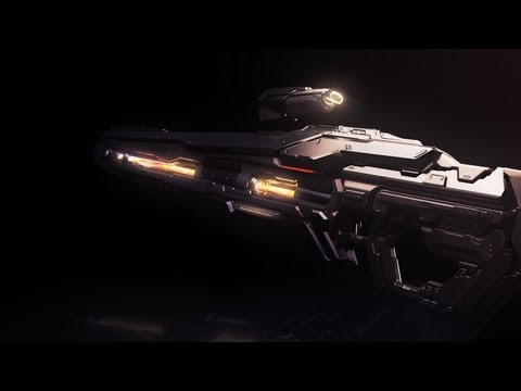 0 Game Trailer:  Halo 4 Promethean Weapons