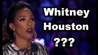 Video WHITNEY HOUSTON is NOT DEAD! WHITNEY HOUSTON VOICE, WHITNEY HOUSTON X FACTOR & GOT TALENT WORLDWIDE MP3, 3GP, MP4, WEBM, AVI, FLV Juni 2018
