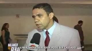 Perseguição ao Vereador Delfino Rodrigues(PT) Uberlândia-MG