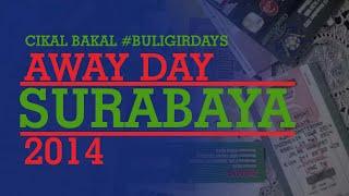 Video Bobotoh PERSIB #AwayDay Surabaya MP3, 3GP, MP4, WEBM, AVI, FLV Desember 2018