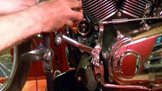 3. Motorcycle Repair: How to Change the Engine Oil & Filter on a 2009 Harley Davidson Softail Custom
