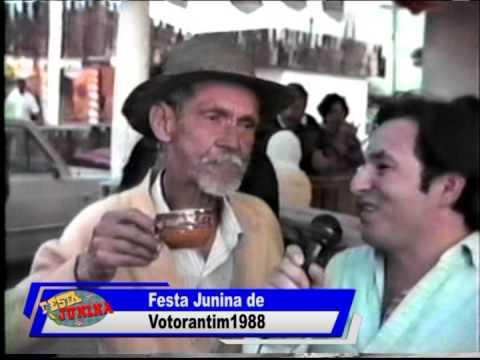 Festa Junina de Votorantim 1988