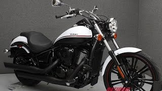 3. 2013  KAWASAKI  VN900 VULCAN 900 CUSTOM  - National Powersports Distributors
