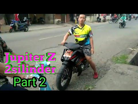 Modifikasi Jupiter Z 2silinder