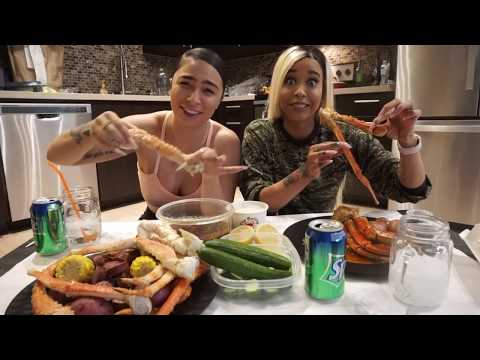 Mukbang /Dinner Talk with Winter and Ryan Rose