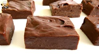 Download Lagu 2 INGREDIENT CHOCOLATE FUDGE Mp3