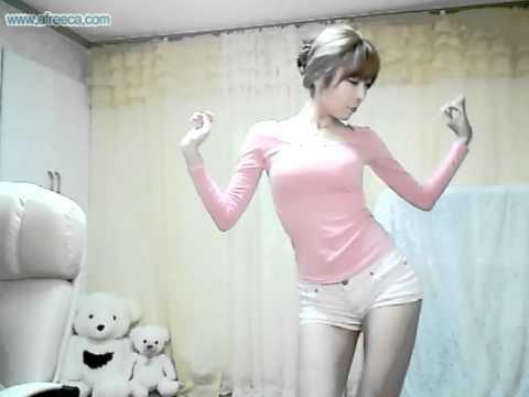 bj민아美女扭性感韓國妹