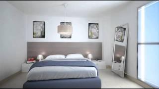 Video 3d de promoción inmobiliaria, para la empresa Provilesa.