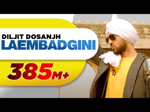 Laembadgini (Full Song) | Diljit Dosanjh | Latest Punjabi Song 2016 | Speed Records