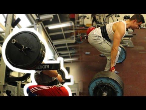 Workout - Reflektion | Levent 200 KG Deadlift Max Test