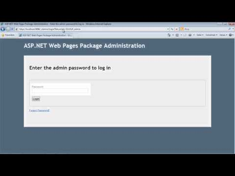 Tools – Webseiten erstellen mit dem kostenlosen WebMatrix