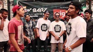 CJ Vs Jenesh - Raw Barz   Rap Battle 2014